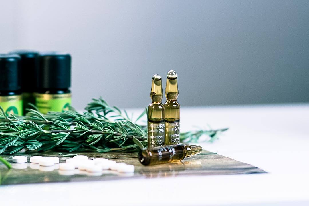Mesotherapie Injektion - Naturheilpraxis Borger